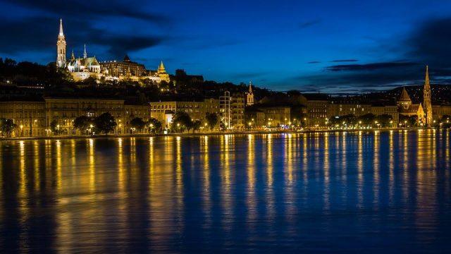 JEF-Nordlichter Exkursion nach Budapest
